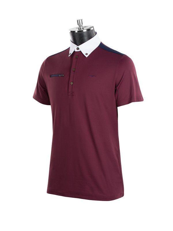 ANIMO Herrenturniershirt A18