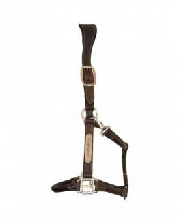 Kentucky Horsewear Lederhalfter Anatomisch