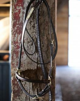 Kentucky Horsewear Fuehrleine Kette Stall