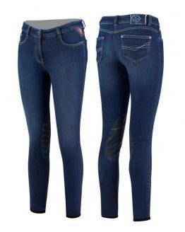 ANIMO Damen Jeansreithose NOGLIO
