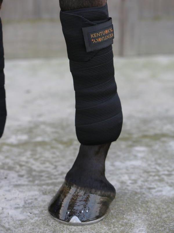 Polar Fleece Bandagen Elastic Pferdebein