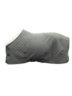 Kentucky Horsewear Turnierdecke Limited Edition Grün Grau