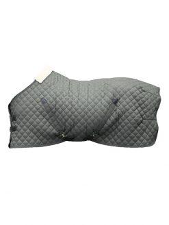 Kentucky Horsewear Stalldecke Limited Edition Grün Grau