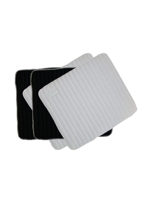 Kentucky Horsewear Bandagierunterlagen Absorb Schwarz Weiß Katalog