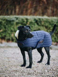 Kentucky Dogwear Hundemantel Marine 'Pearls' Stehend