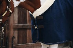Kentucky Horsewear Fleece Rug Show Heavy Vorne