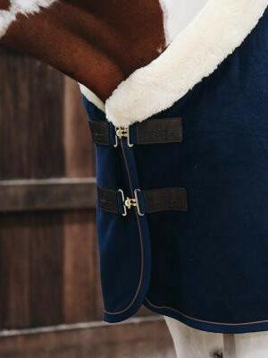 Kentucky Horsewear Fleece Rug Show Heavy Vorne