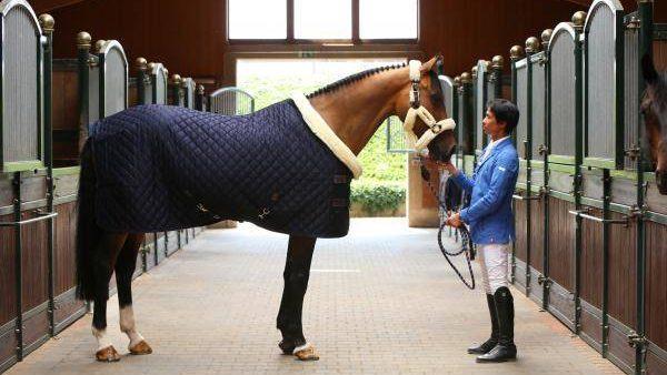 Turnierdecke Kentucky Horsewear Stall