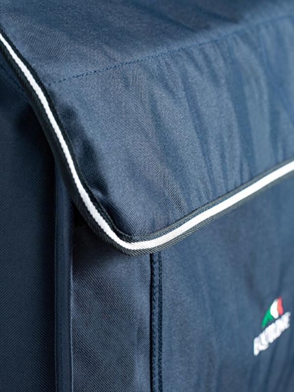 Equiline-Boxentasche-Blau-Details