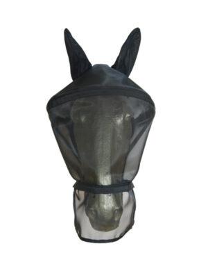 Fliegenmaske-Pro-Vorne