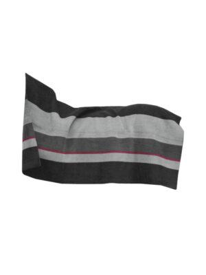 Fleecedecke-Square-Stripes-Schwarz-Katalog
